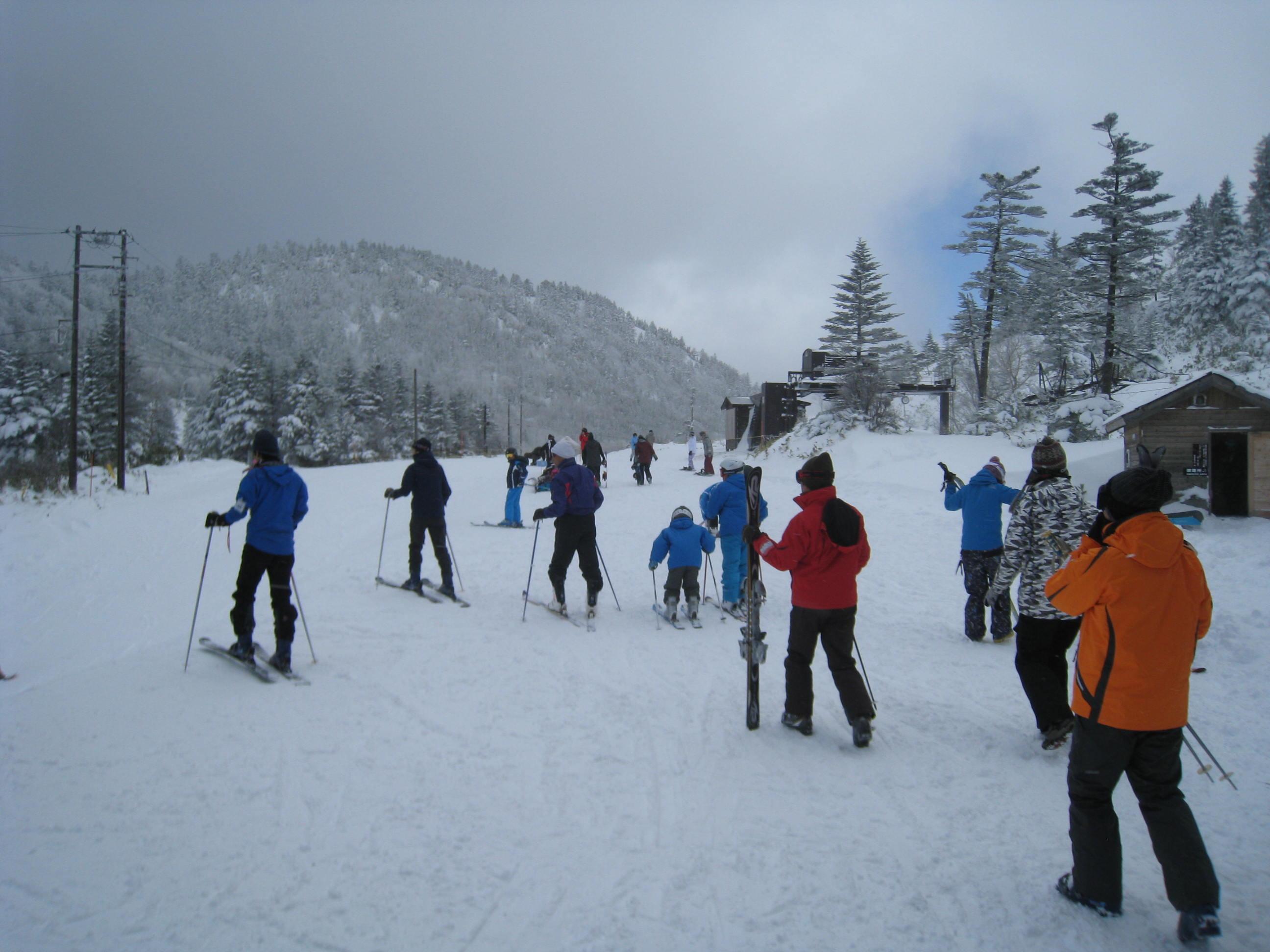祝 草津国際スキー場オープン!_a0057828_2336176.jpg