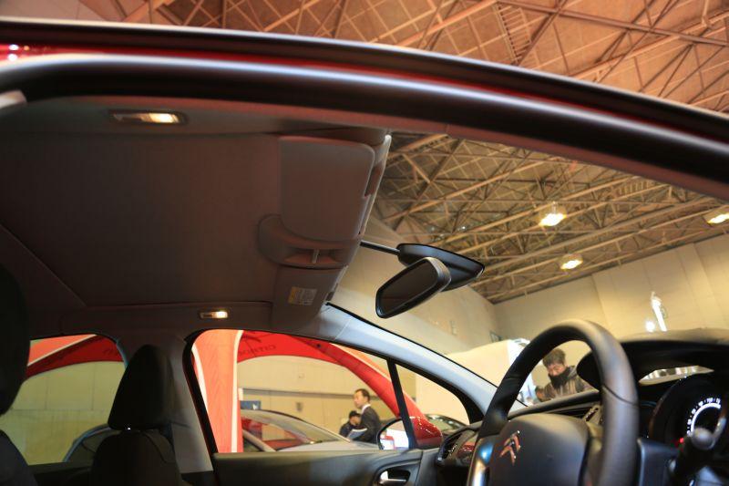 名古屋モーターショーでエクシーガ版XVを眺める_f0076731_14565110.jpg
