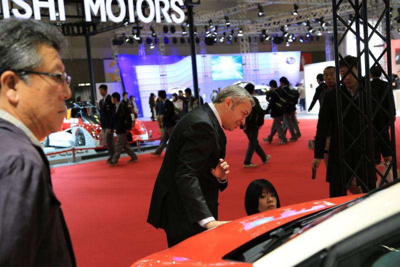 名古屋モーターショーでエクシーガ版XVを眺める_f0076731_15455727.jpg