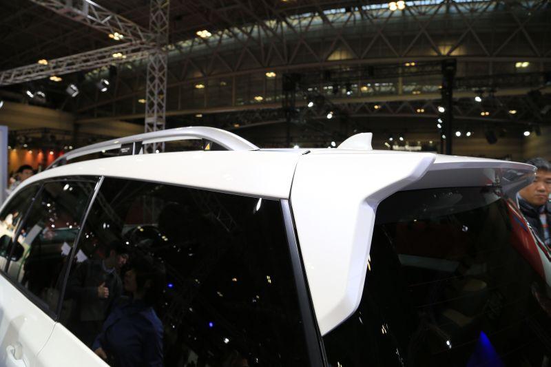 名古屋モーターショーでエクシーガ版XVを眺める_f0076731_16265671.jpg