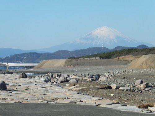 快晴の湘南海岸を散歩!_b0137932_1730923.jpg