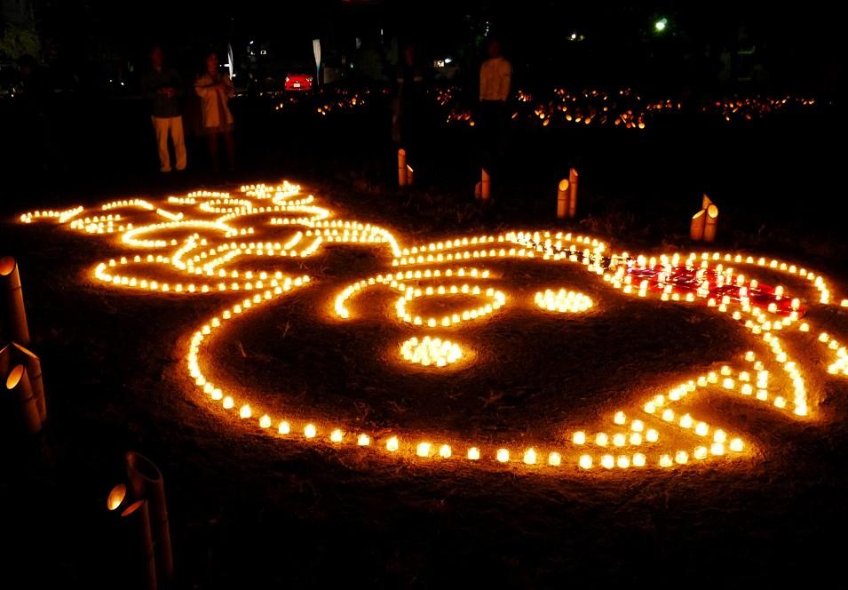 竹燈夜_b0093754_15543240.jpg