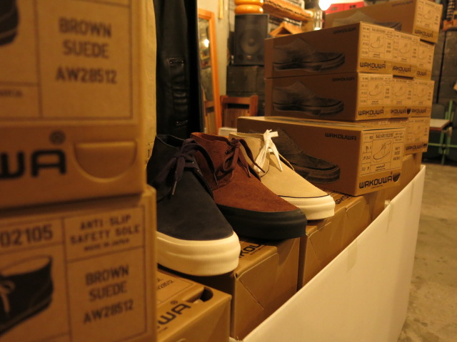 """WAKOUWA DECK SHOES-M SUEDE\""ってこんなこと。_c0140560_10335780.jpg"