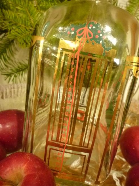 ミニマリアから アドベントを楽しむ贈り物 ホルムガードHolmegaad のクリスマス・ボトル 。*:・゚`☆*†_a0053662_15253637.jpg