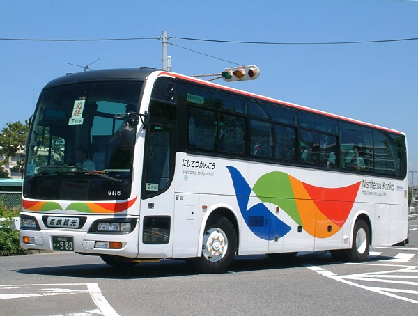 西鉄観光バス_e0192662_9334927.jpg