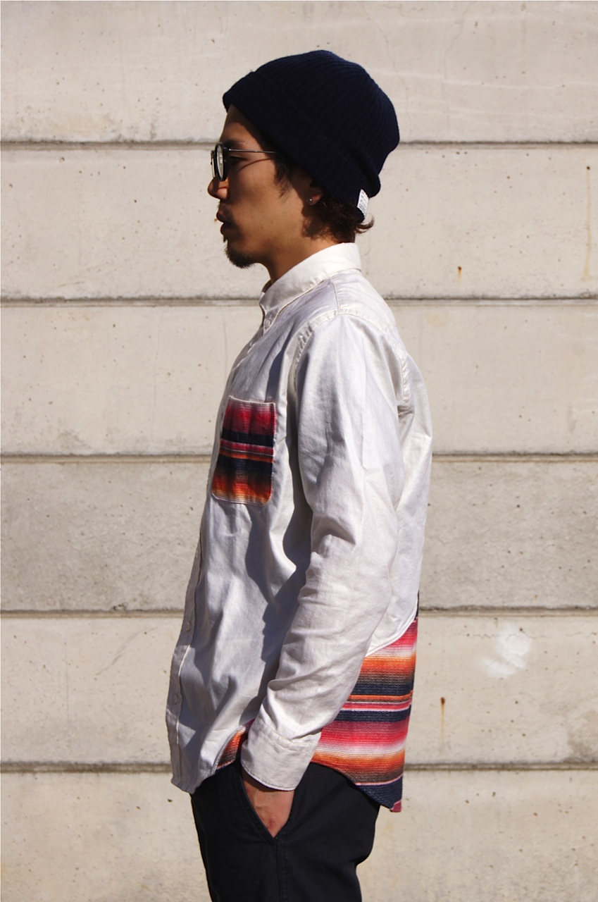 kolor × CdG × hobo - One Tone Coordinate!!_c0079892_21502590.jpg