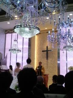 No.2288 12月14日(土): 祝!結婚式_b0113993_20153080.jpg