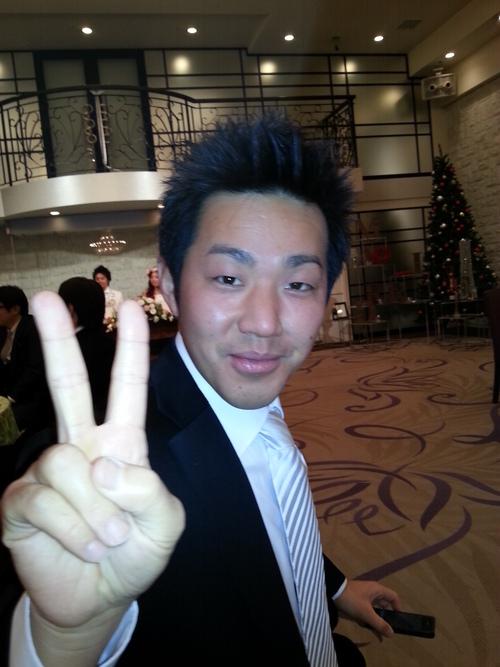 No.2288 12月14日(土): 祝!結婚式_b0113993_2019779.jpg