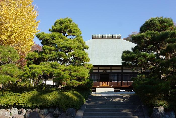 鎌倉に紅葉巡り 浄妙寺の紅葉_b0145398_2341598.jpg