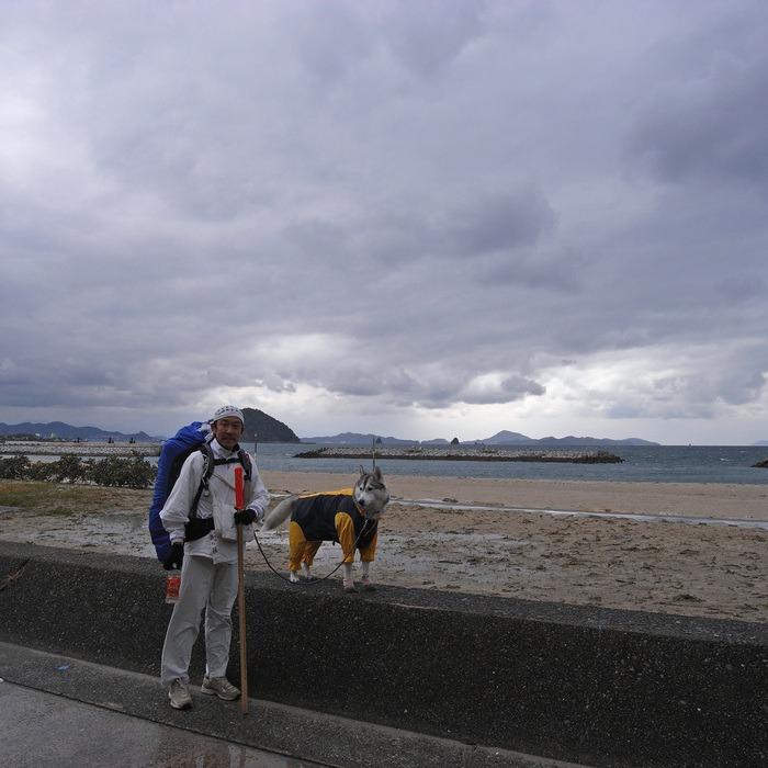 Memory of the second pilgrimage with Husky HANA II_c0049299_1212864.jpg