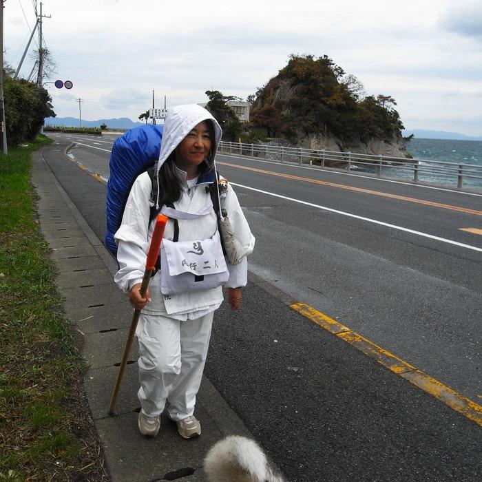 Memory of the second pilgrimage with Husky HANA II_c0049299_12223632.jpg