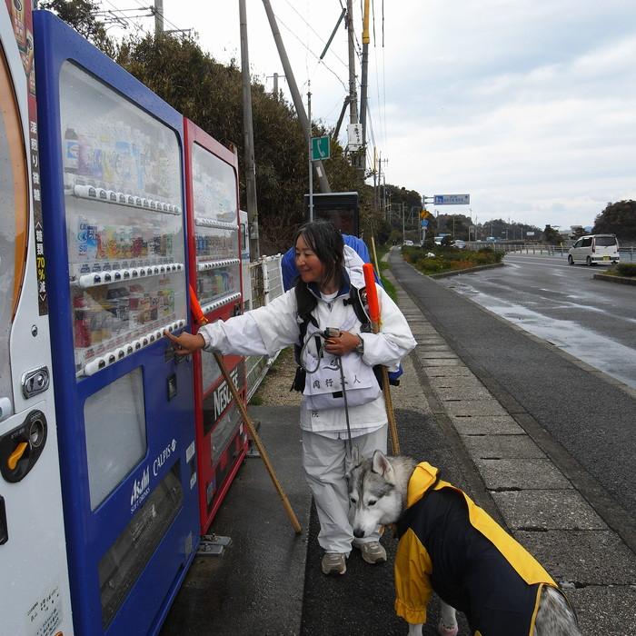 Memory of the second pilgrimage with Husky HANA II_c0049299_12252147.jpg
