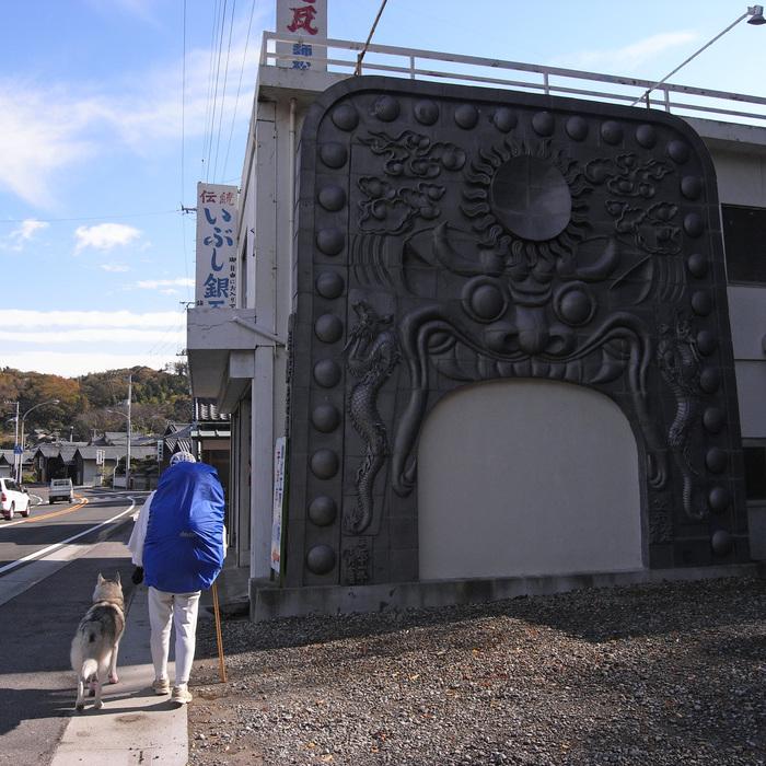 Memory of the second pilgrimage with Husky HANA II_c0049299_12302569.jpg