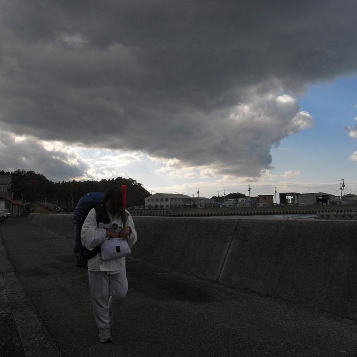 Memory of the second pilgrimage with Husky HANA II_c0049299_12392716.jpg