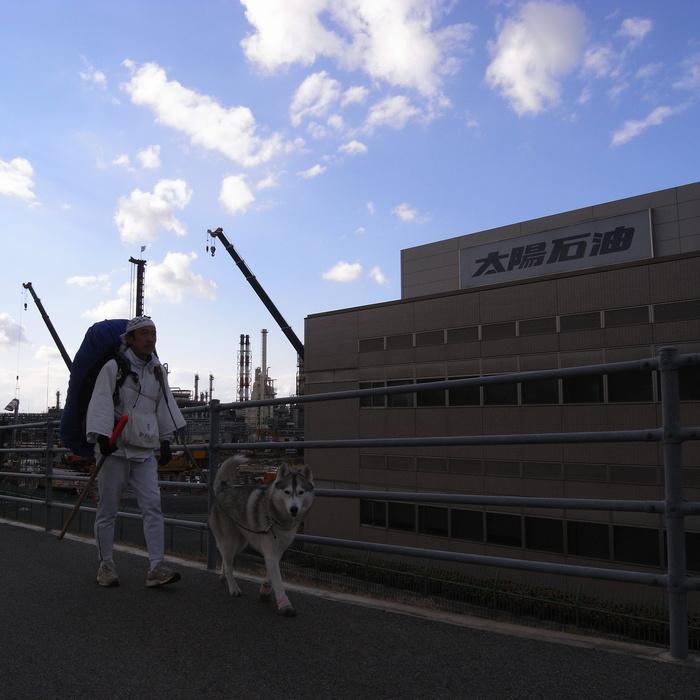 Memory of the second pilgrimage with Husky HANA II_c0049299_1242781.jpg