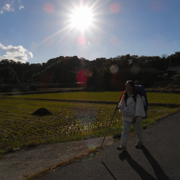 Memory of the second pilgrimage with Husky HANA II_c0049299_12443884.jpg