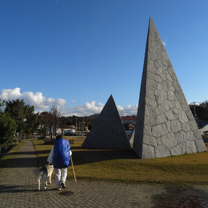 Memory of the second pilgrimage with Husky HANA II_c0049299_12445552.jpg
