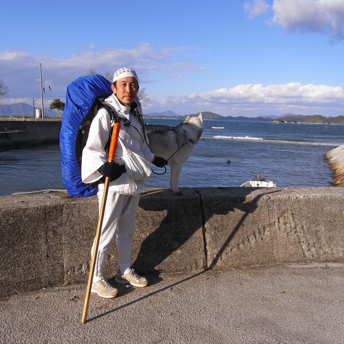 Memory of the second pilgrimage with Husky HANA II_c0049299_12451881.jpg