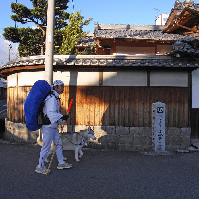 Memory of the second pilgrimage with Husky HANA II_c0049299_12465970.jpg