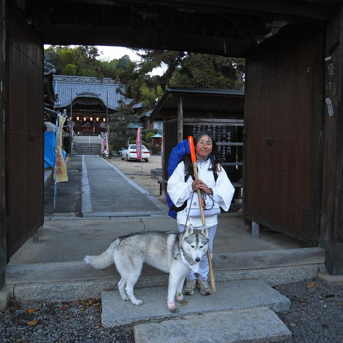 Memory of the second pilgrimage with Husky HANA II_c0049299_12485878.jpg