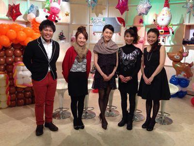 ☆シネマニアプラス映画に恋するクリスマスSP☆_a0059209_20432532.jpg