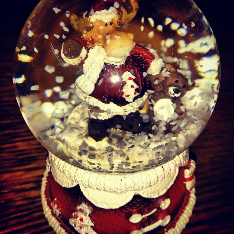 クリスマスディナー_f0111415_1625555.jpg