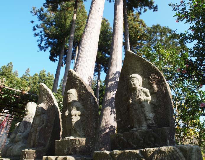 般若寺の石仏 - Ⅳ              新潟県・柏崎市西山町_d0149245_855429.jpg