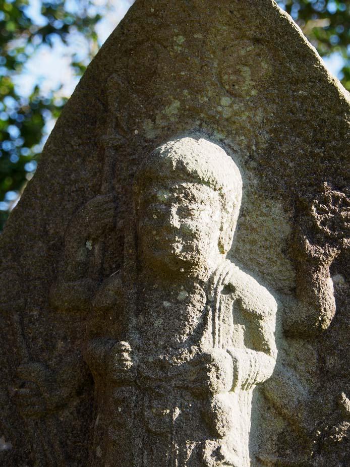 般若寺の石仏 - Ⅳ              新潟県・柏崎市西山町_d0149245_861827.jpg