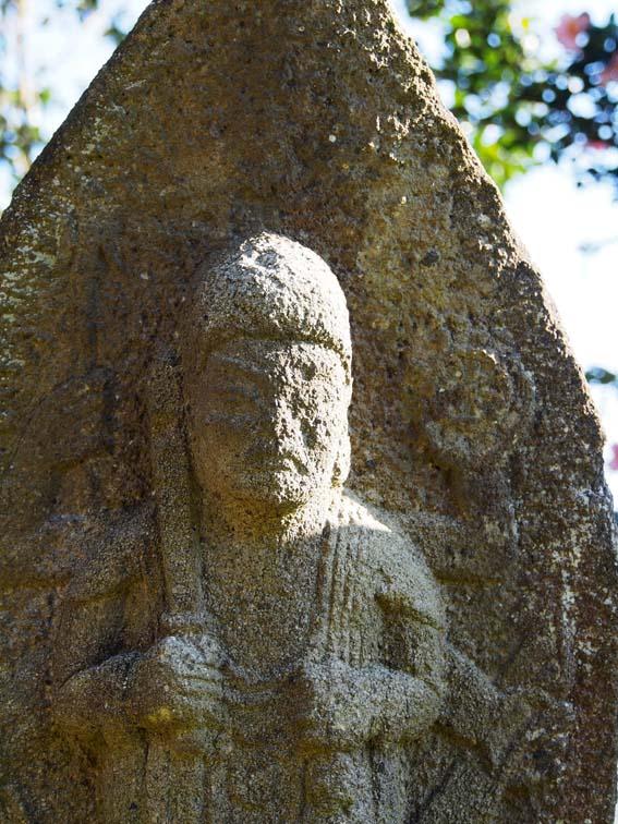 般若寺の石仏 - Ⅳ              新潟県・柏崎市西山町_d0149245_863172.jpg