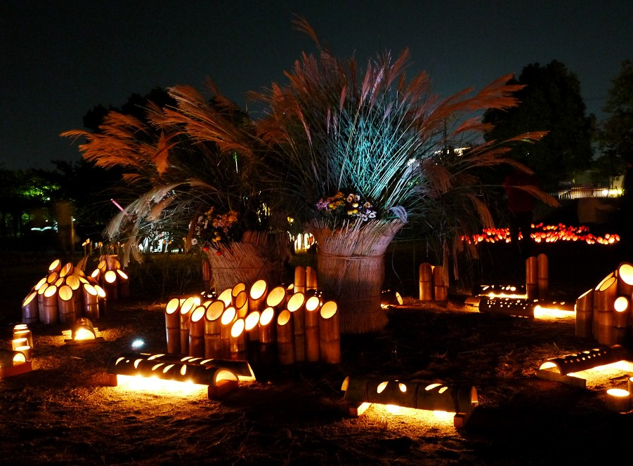 竹燈夜_b0093754_22374778.jpg