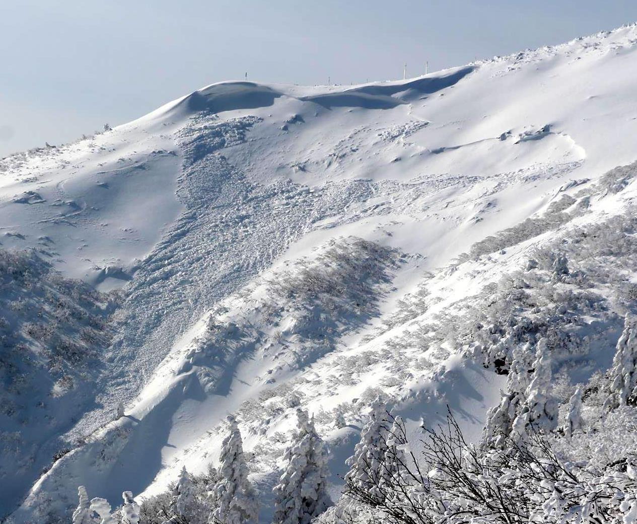 刈田岳井戸沢の雪崩について_f0170180_1124269.jpg