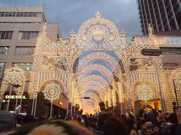 神戸 ルミナリエ_f0218996_2252953.jpg