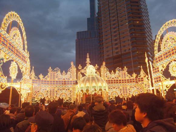 神戸 ルミナリエ_f0218996_2254493.jpg