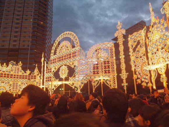 神戸 ルミナリエ_f0218996_2261044.jpg