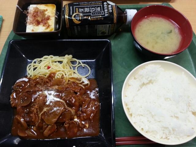 今日の昼食@会社Vol.444_b0042308_12412884.jpg