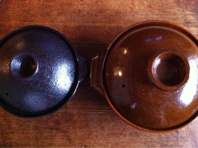 無印良品の土鍋たち