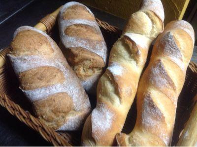 パンは全て自家製です!_c0315821_1623474.jpg