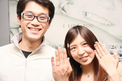 幸せカップル.。゚+.(´∀`○)゚+.゚。_b0309424_15404675.jpg