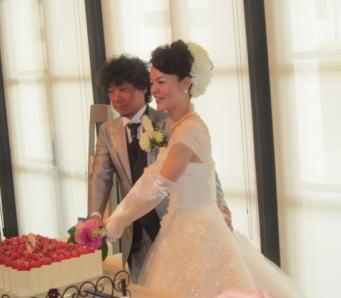 キンキンの結婚式_e0185530_1925163.jpg