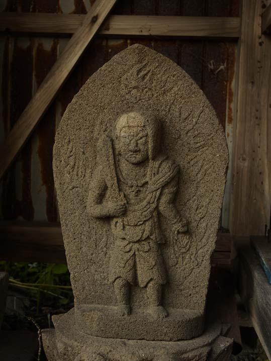 円福寺の石仏 - Ⅰ                 新潟県・長岡市_d0149245_85601.jpg