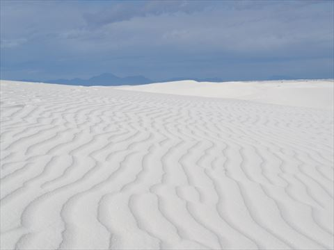 """ホワイトサンズ \""""White Sands\""""_a0023246_22351531.jpg"""