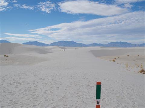 """ホワイトサンズ \""""White Sands\""""_a0023246_22351857.jpg"""