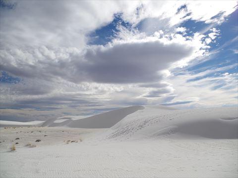 """ホワイトサンズ \""""White Sands\""""_a0023246_22352384.jpg"""