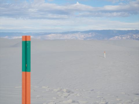 """ホワイトサンズ \""""White Sands\""""_a0023246_22352956.jpg"""