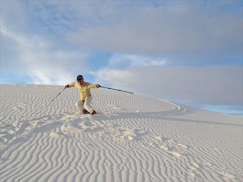 """ホワイトサンズ \""""White Sands\""""_a0023246_22353488.jpg"""