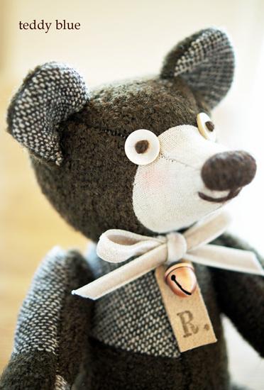 teddy baby bell  テディ ベイビーベル_e0253364_9452060.jpg