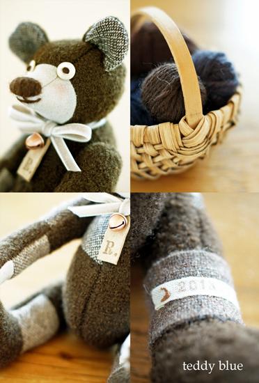 teddy baby bell  テディ ベイビーベル_e0253364_9454358.jpg