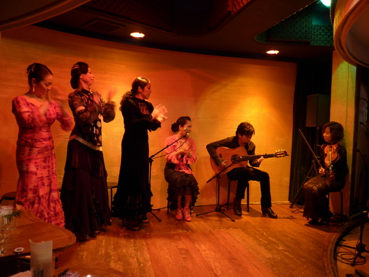 Domingo Flamenco@赤坂november eleventh_b0131865_1301922.jpg