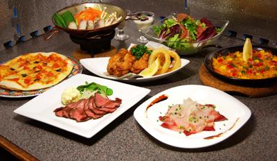 クリスマスディナーが楽しめる大衆酒場「魚菜KanPana」_d0250986_14404579.jpg