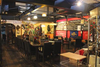 クリスマスディナーが楽しめる大衆酒場「魚菜KanPana」_d0250986_15361911.jpg